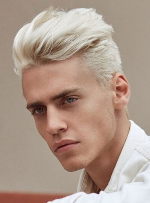 blonde hairstyles for men 1
