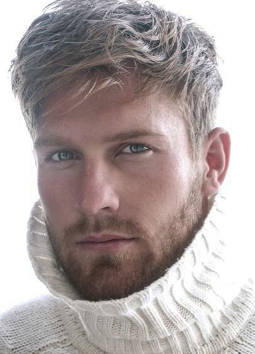 blonde hairstyles for men 11