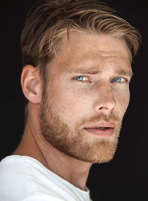 blonde hairstyles for men 13