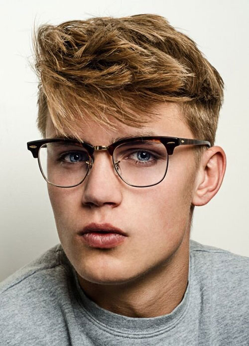 blonde hairstyles for men 16
