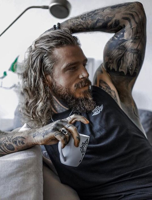 blonde hairstyles for men 21
