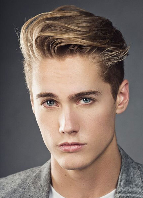 blonde hairstyles for men 27