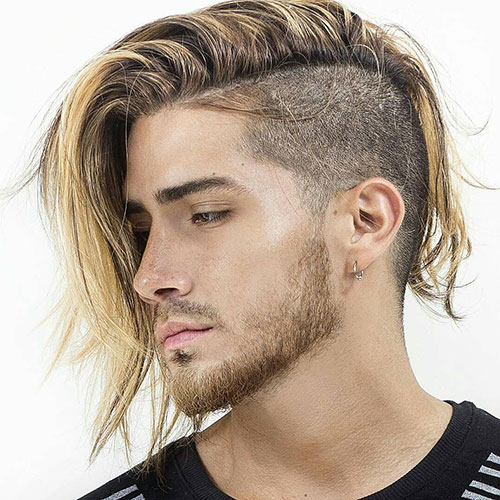 blonde hairstyles for men 30