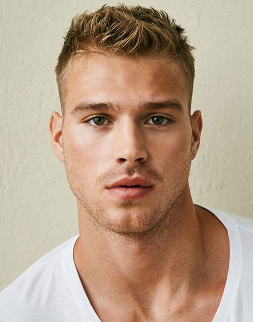 blonde hairstyles for men 4