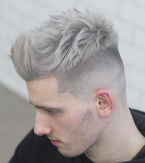 blonde hairstyles for men 40