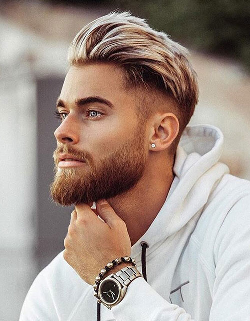 blonde hairstyles for men 42