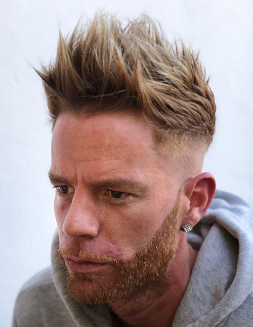 blonde hairstyles for men 54
