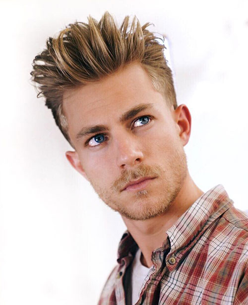 blonde hairstyles for men 74