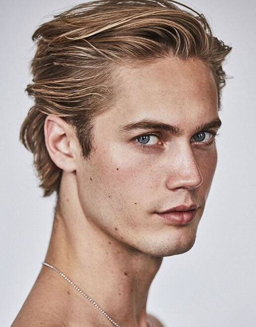 blonde hairstyles for men 8