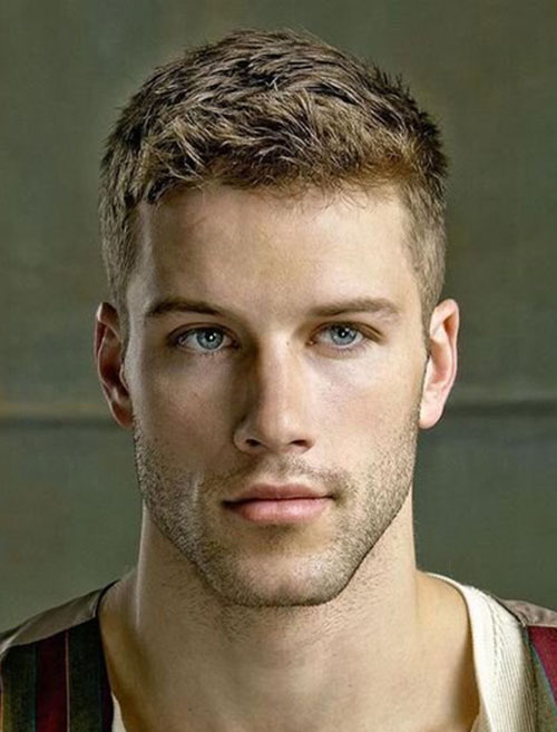 blonde hairstyles for men 9