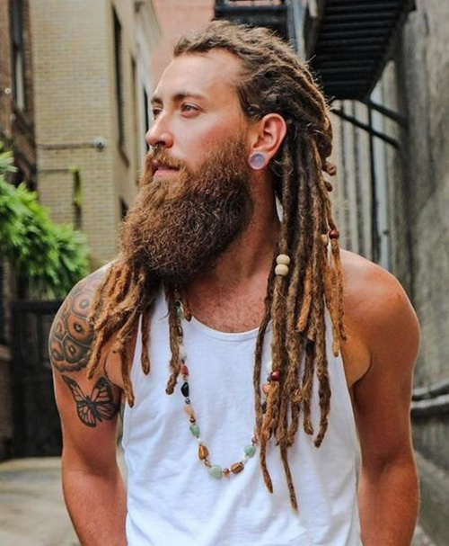 dreadlock styles for men 2