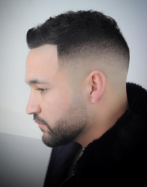 haircuts for men with round faces 14