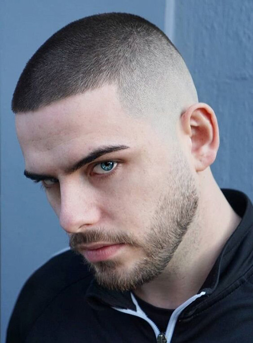 haircuts for men with round faces 3