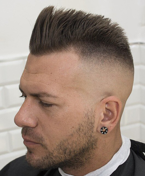 haircuts for men with round faces 33