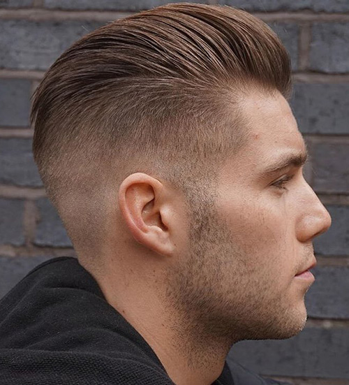 haircuts for men with round faces 47