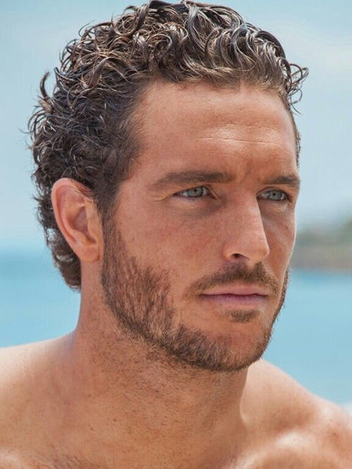 haircuts for men with round faces 5