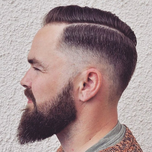 haircuts for men with round faces 51