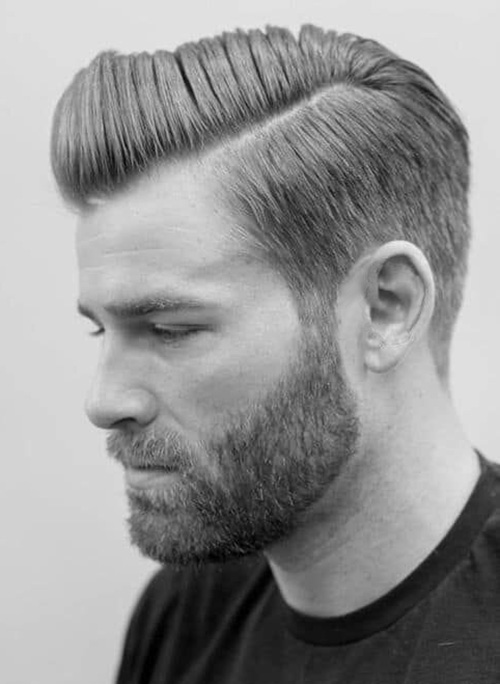 haircuts for men with round faces 6