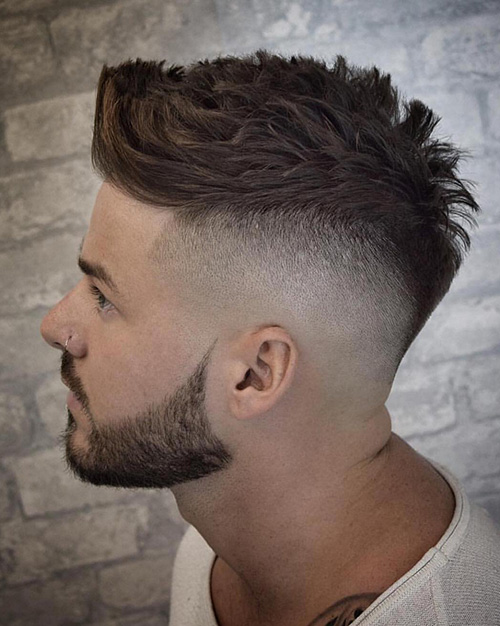 haircuts for men with round faces 65