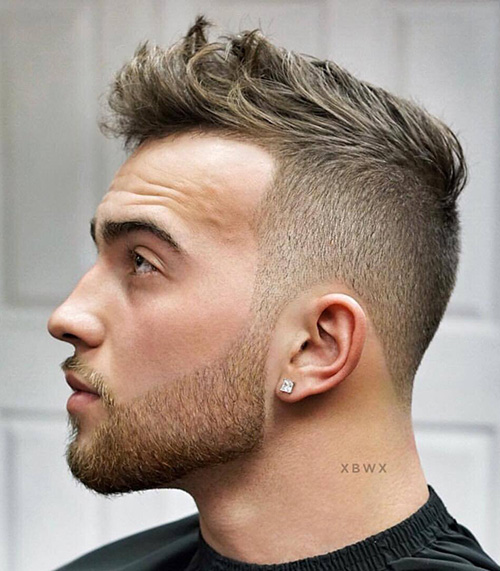 haircuts for men with round faces 69
