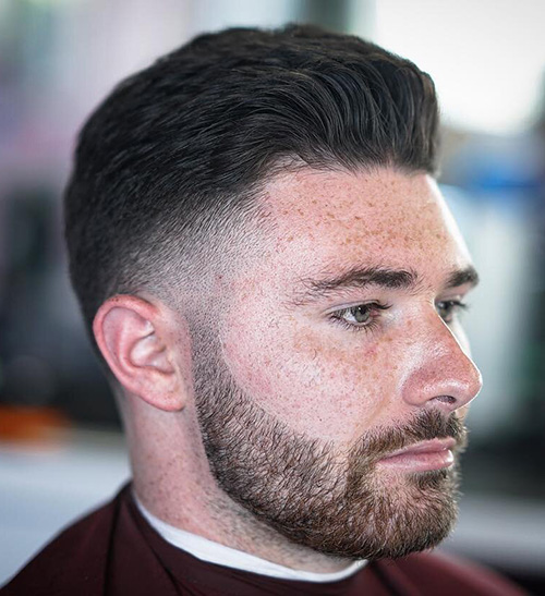 haircuts for men with round faces 77