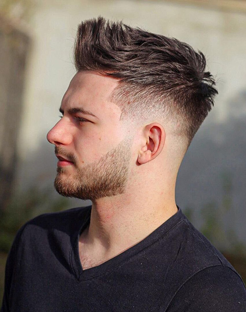 haircuts for men with round faces 81