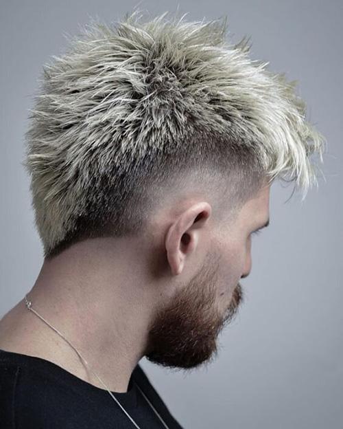 mohawk fade haircut 1