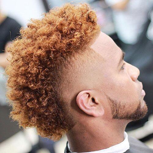 mohawk fade haircut 25