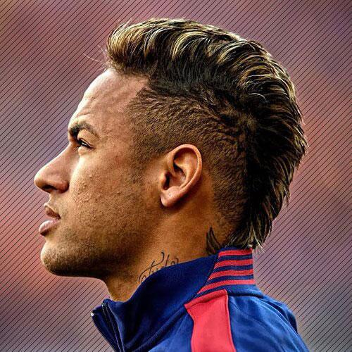 mohawk fade haircut 4