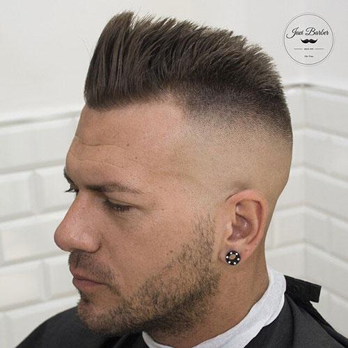 mohawk fade haircut 42