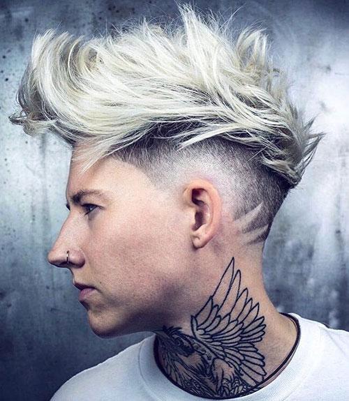 mohawk fade haircut 5