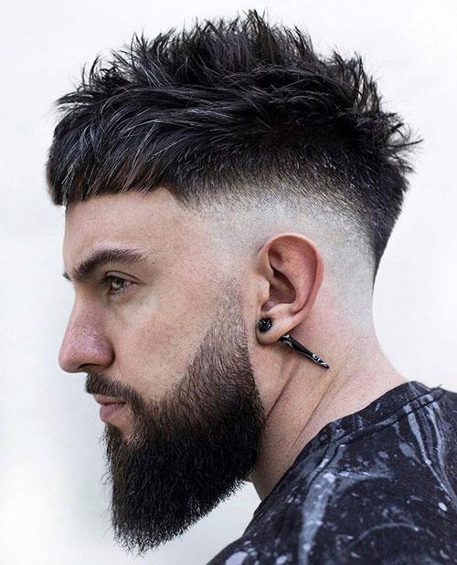 mohawk fade haircut 51