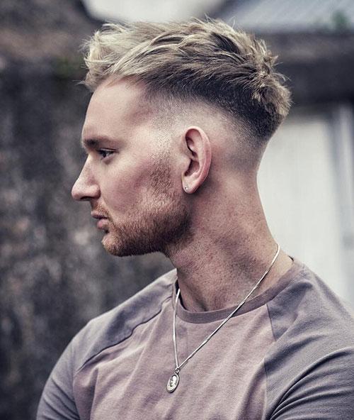mohawk fade haircut 54
