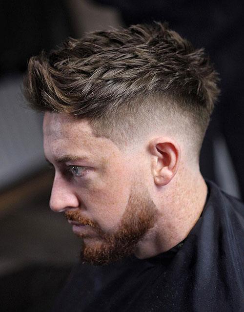 mohawk fade haircut 55