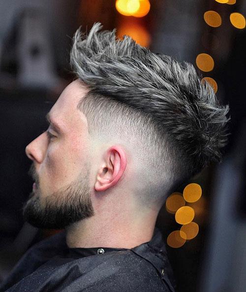 mohawk fade haircut 56