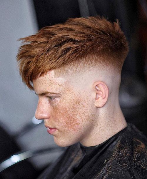 mohawk fade haircut 57
