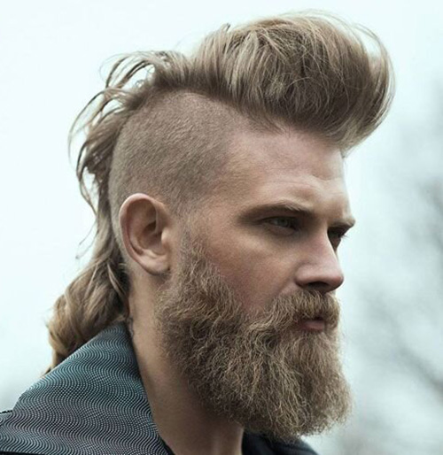 mohawk fade haircut 6