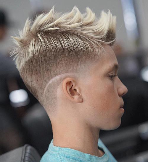 mohawk fade haircut 68