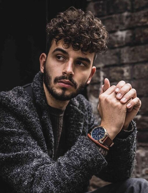 perm hairstyles for men 14