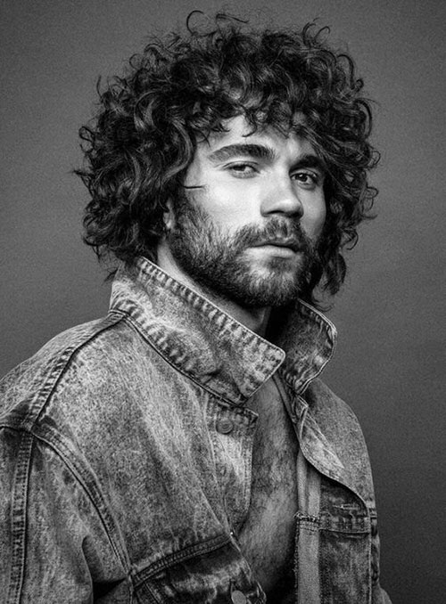 perm hairstyles for men 2