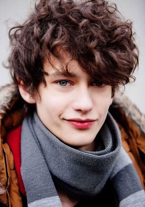 perm hairstyles for men 45