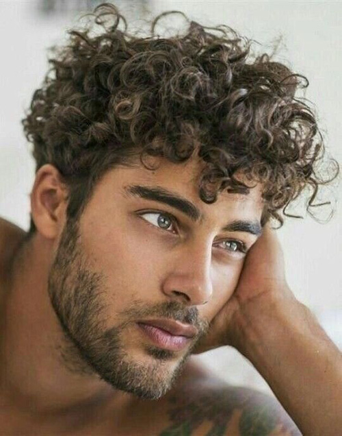 perm hairstyles for men 48