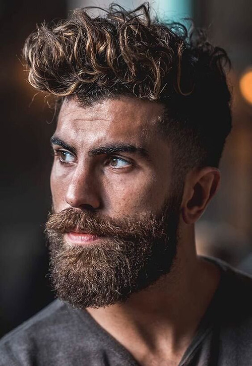 perm hairstyles for men 5