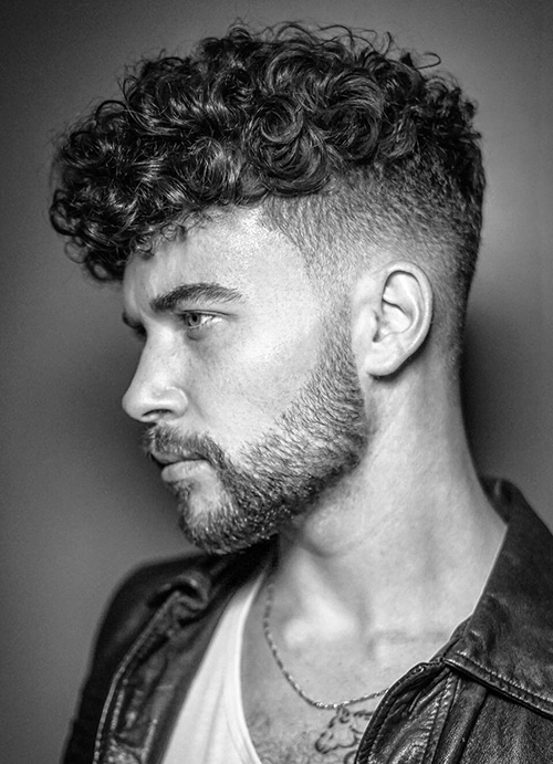 perm hairstyles for men 65