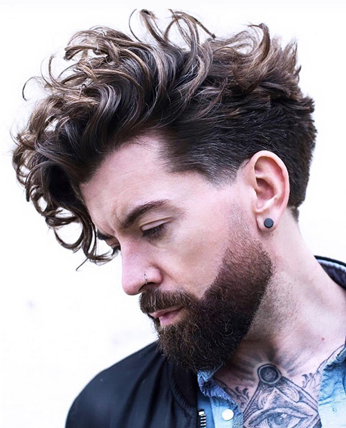 perm hairstyles for men 75
